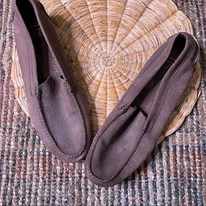 brooks brothers 346 loafer brown